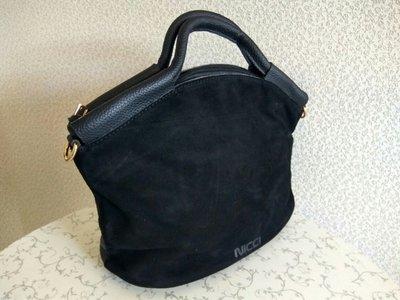 d71f64955ef1 Замшевая сумка: 495 грн - клатчи и маленькие сумки в Киеве, объявление  №5965642 Клубок (ранее Клумба)