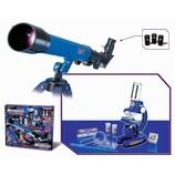 Микроскоп Телескоп набор 2 в 1.