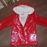 Куртка - плащ дождевик утепленный, деми ELLE .