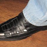 туфли LOBSTER,раз 43,по стельке 29см,натуральная кожа