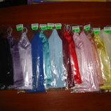 перчатки к нарядным детским платьям