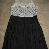 Нове брендове шикарне стильне плаття ASOS Оригінал Великобританія р.12