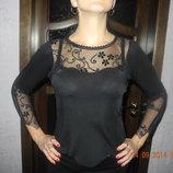 Блуза, блузка, кофточка М