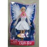 Кукла Ангел со светящимися крыльями