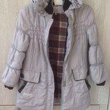 Куртка детская 8-10 лет. 38р. 134-140 .