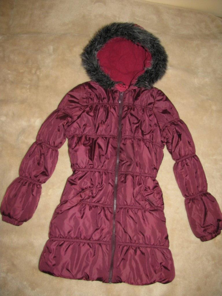 Стильне пальто George Оригінал на ріст 140-146 см на вік 10-11 років