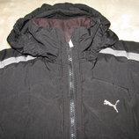 Куртка брендова стильна Puma Оригінал на ріст 140 см на вік 10 років