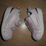 кроссовки кеды мокасины детские 26 размер кожаные розовые