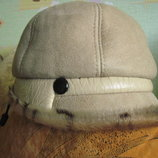 Зимняя,теплая шапка,натуральная овчина. Отл.сост.