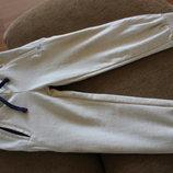 Теплые штаники для девочек 5-14лет недорого