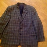 Мужской пиджак 52 отл состояние Италия оригинал