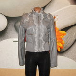 Куртка Oodji с кружевом,р-р 42