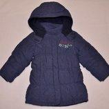 Куртка пальто р. 92-98 на 2-3 г ROCHA LITTLE ROCHA