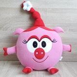 Мягкая игрушка - подушка Смешарики свинка Нюша ручная работа