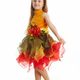 Прокат карнавальный костюм Киев-Борисполь костюм осени урожая