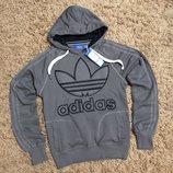 Джемпер оригинал adidas MEDT HOODIE W68149 рS
