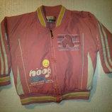 Курточка,куртка для девочки размер 13 фирмы MAKEWANGZI , б/у