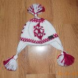 Красивая шапка gelert для девушки осень-зима