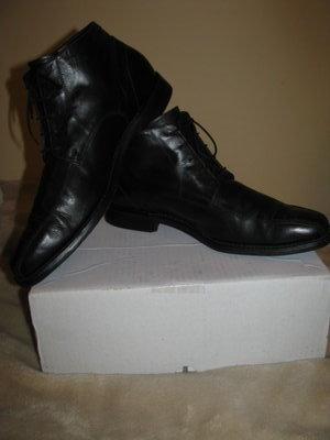 Ботінки черевики шкіряні брендові FLORIS VAN BOMMEL Оригінал Голандія р.43