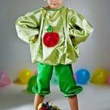Прокат карнавальный костюм Киев-Борисполь для праздника Осени костюм яблока