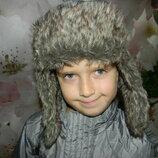шапка ушанка зимняя Sneeker freek унисекс Новая JU 58-60 см обмен