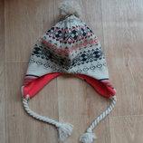 Прикольная шапка на зиму
