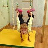 Спортивный уголок Лиана раскладывается детям 2-18 лет