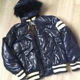 Утеплённые мужские итальянские куртки два цвета Success Italia размеры М и Хл