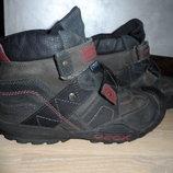Ботинки полуботинки сникерсы кроссовки GEOX мальчику 38 размер 25 см
