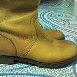 Сапоги Marco Coil размер 39, 26 см по стельке кожа