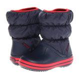Детские зимние сапожки Crocs Kids под заказ из США.