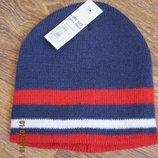 Фирменные демисезонные и зимние шапочки на мальчиков