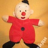 Коллекционная кукла клоун 30см Бельгия