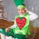 карнавальный костюм -бурячок-прокат
