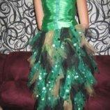 Прокат карнавальный костюм Киев-Борисполь Костюм Елочка для девочки 7-11 лет