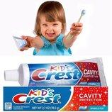 Детская зубная паста Crest Kids Sparkle Fun -76.5грамм-оригинал USA