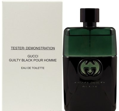 ORIGINAL Gucci Guilty Black Pour Homme Тестер