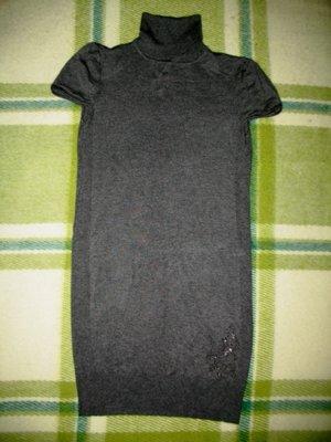 Платье - туника теплое XS-S-M