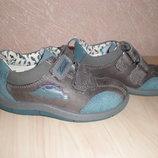 Кроссовки, туфли Clarks р.22