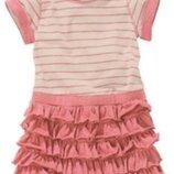 Летнее платье Некст на малышку 12-18 мес