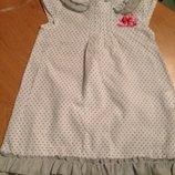 платье сарафан Coccodrillo для девочки 92 см