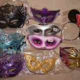 сдаю в прокат или продаю карнавальные маски