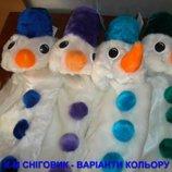костюм снеговик на утренник,новый год