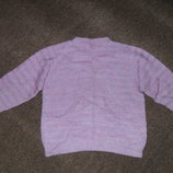 Теплые кофты, свитера, для девочек в наличии 146,152