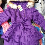 Акция 320 грн Красивые пальто для девочек. Украина.размеры 98-104