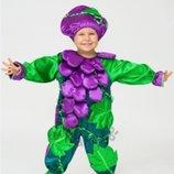 Прокат карнавальный костюм Киев-Борисполь виноград