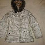 Зимова куртка George Оригінал Німеччина на вік 8-9 років ріст 128-135 см