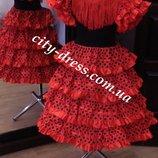 карнавальное платье- кармэн.