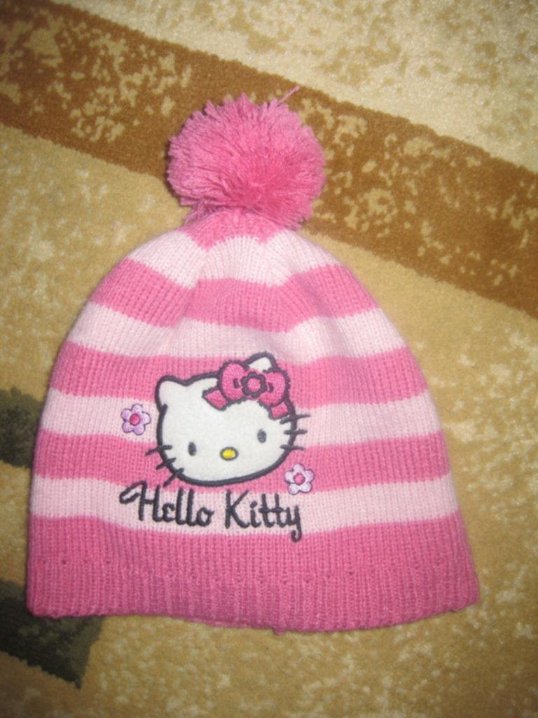 Шапка HELLO KITTY  70 грн - шапки 1d8545e777a81