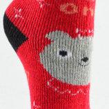 Детские носки из ангоры с махрой. В наличии